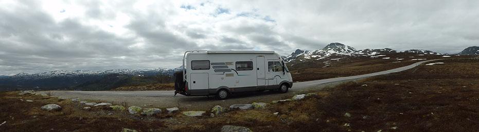 norwegen mit kindern wohnmobil